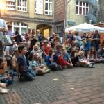 FSX Party im Clash Publikum