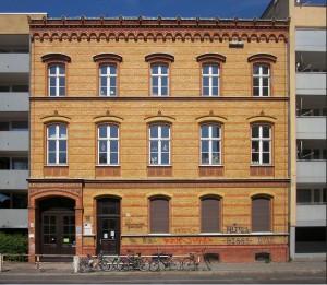 FSX Schulgebäude Wrangelstraße 128